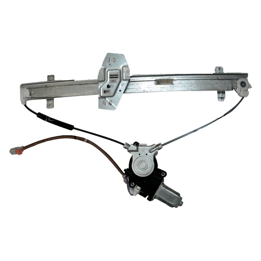 Tyc 660501 rear passenger side power window motor and Window motor and regulator cost
