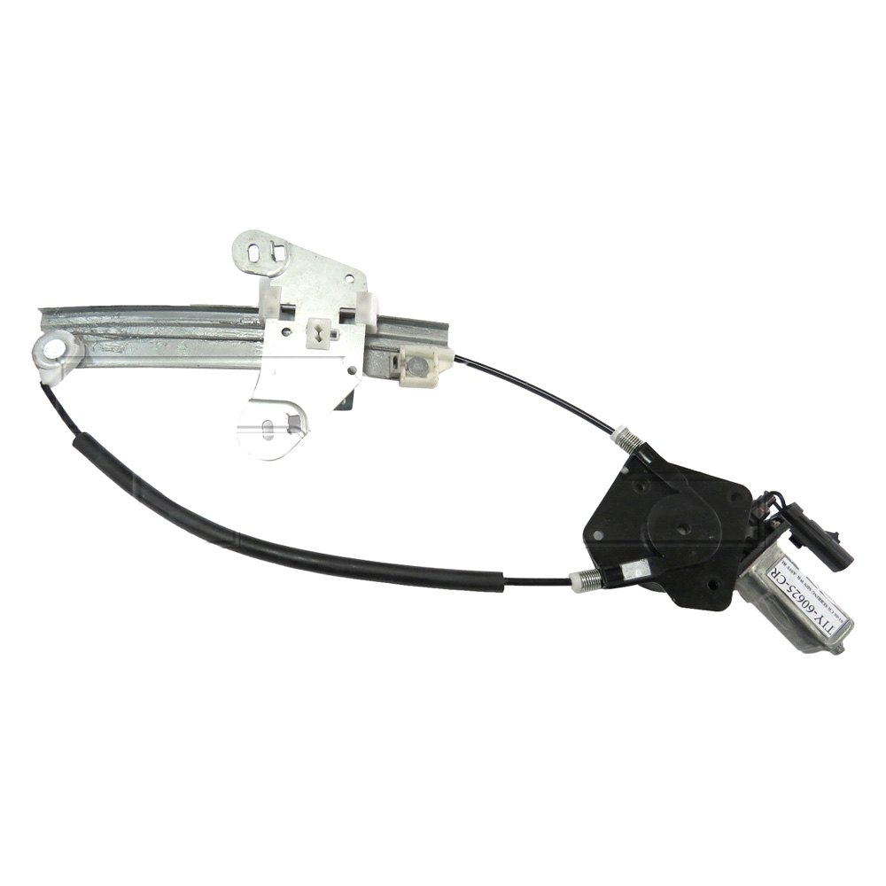 tyc 660516 rear driver side power window motor and