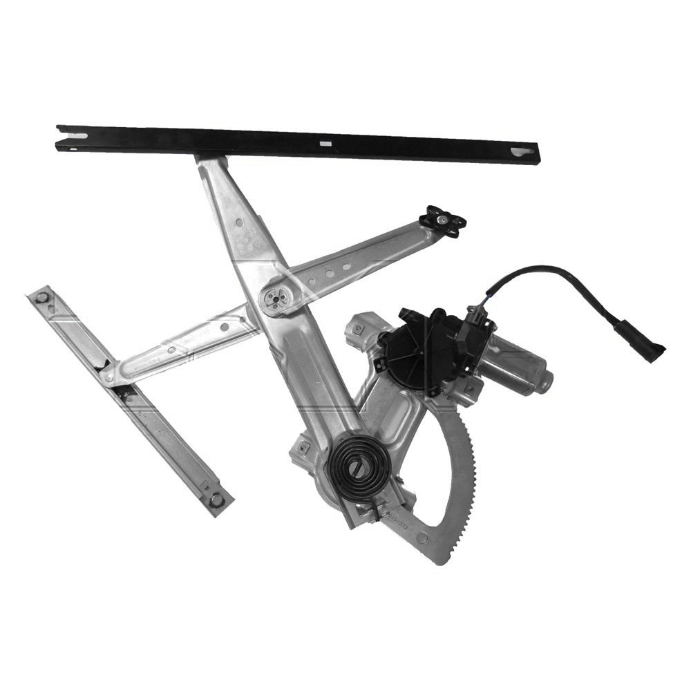 Tyc 660519 rear passenger side power window motor and for 2002 ford explorer rear window regulator replacement