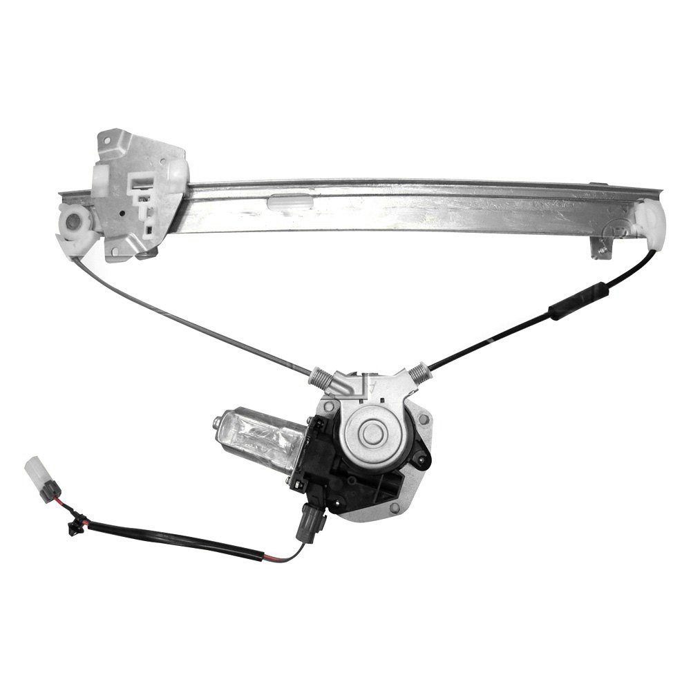 Tyc 660528 Front Driver Side Power Window Regulator And