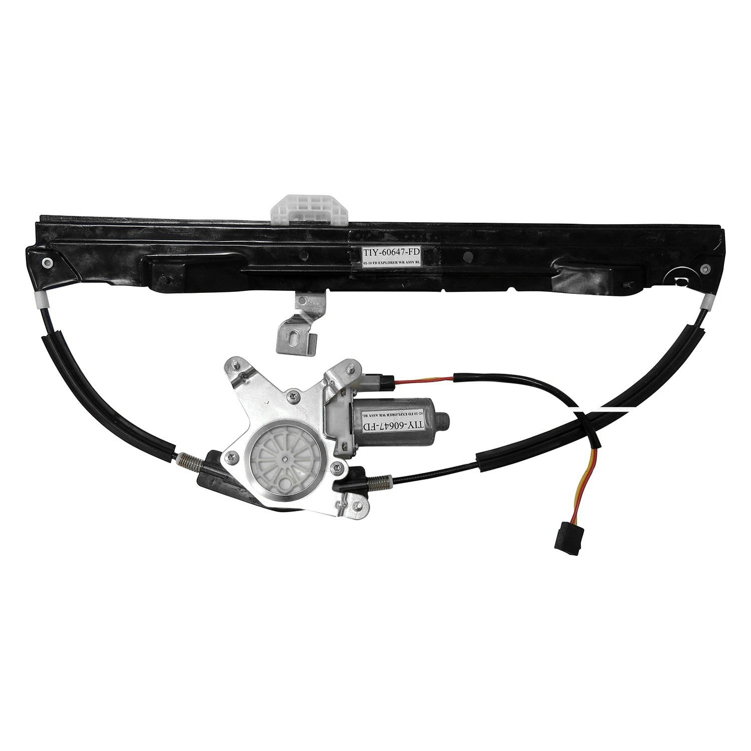 Tyc ford explorer 2002 2003 power window regulator and for 2002 ford explorer right rear window regulator