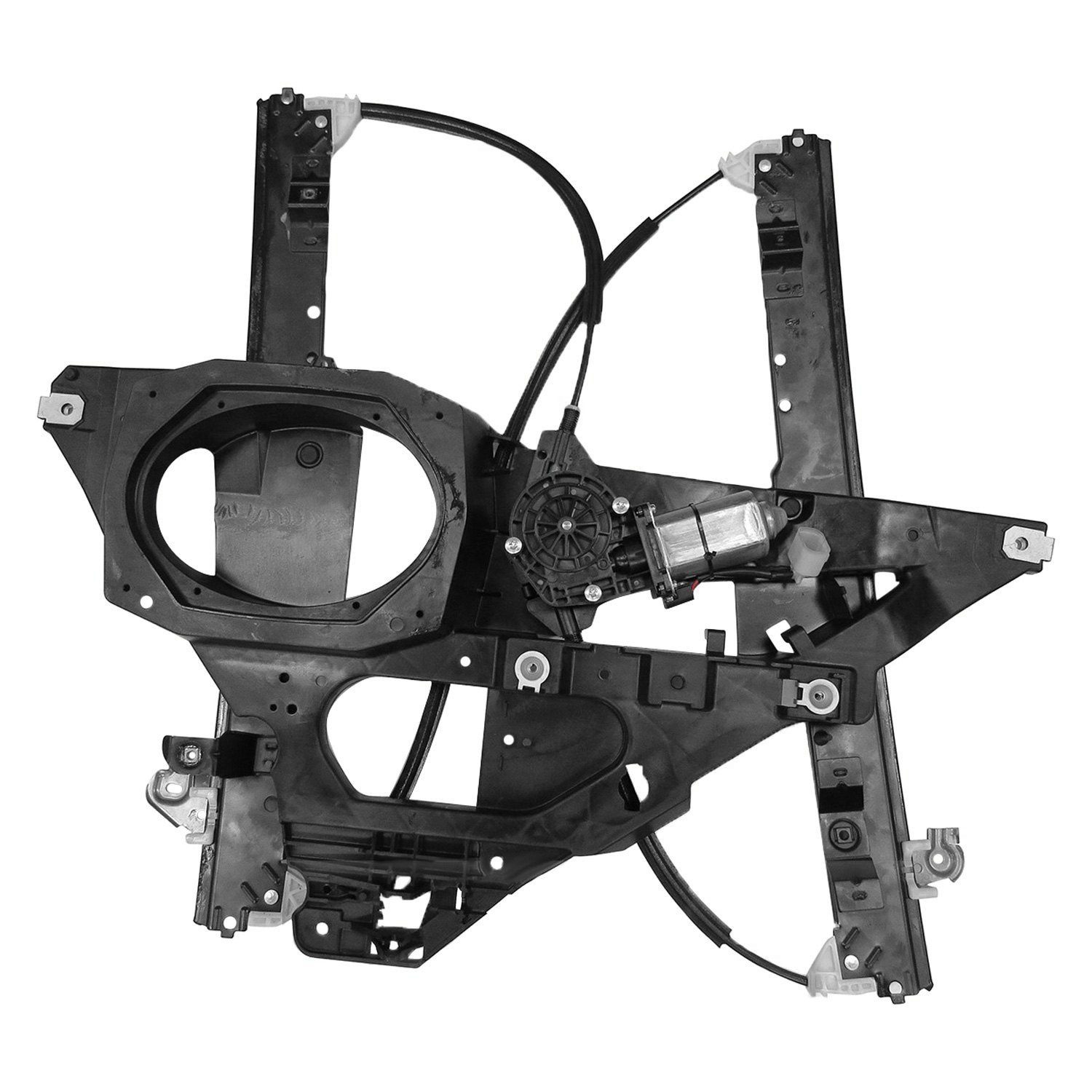 Tyc 660548 Front Driver Side Power Window Motor And