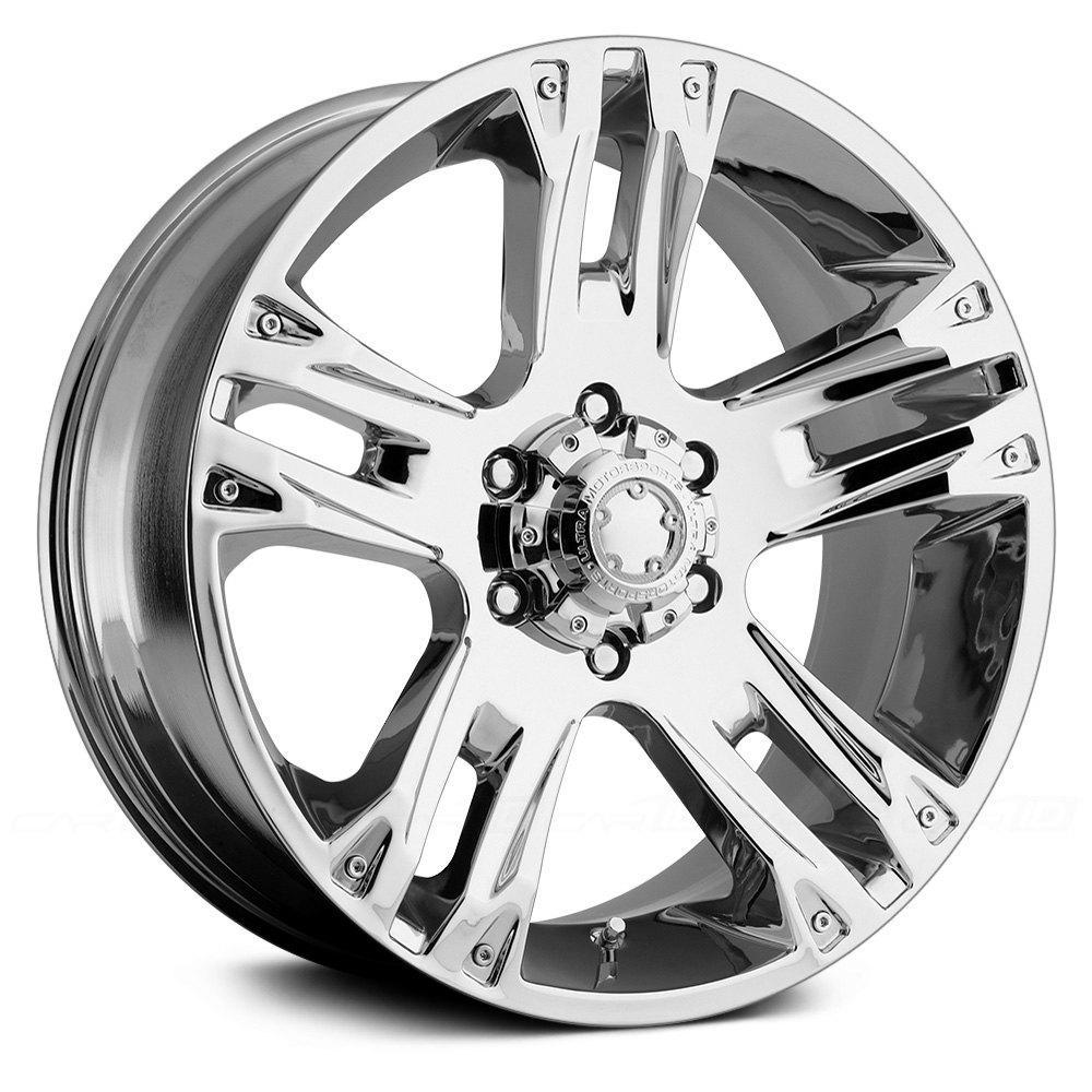 ULTRA® 235 MAVERICK Wheels - Chrome Rims