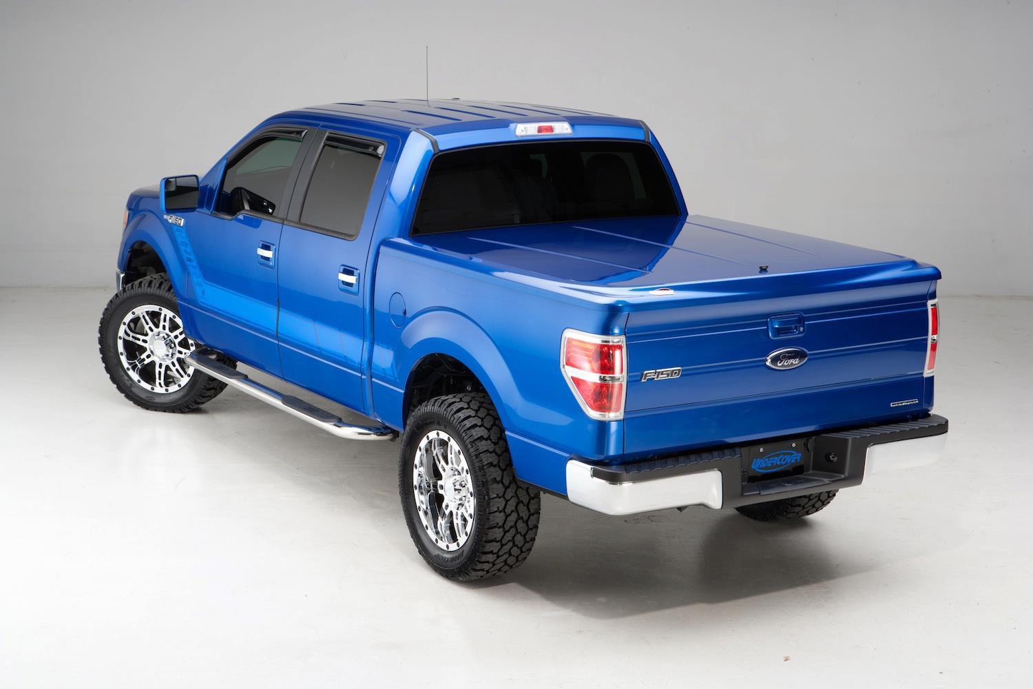 Ford F150 Hard Bed Cover >> Undercover - Gallery