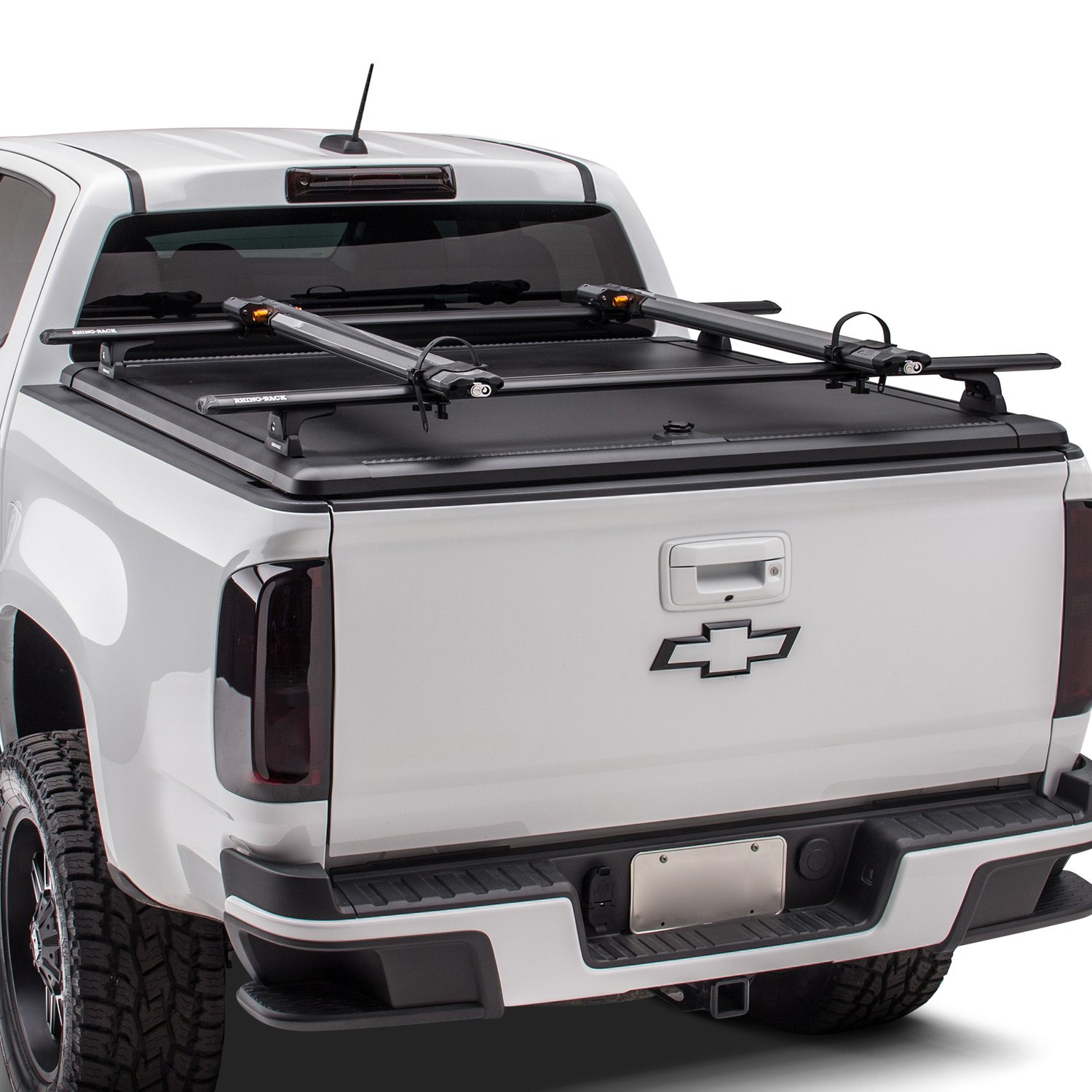 2015 Chevy Colorado Truck Bed Accessories Bed Rails