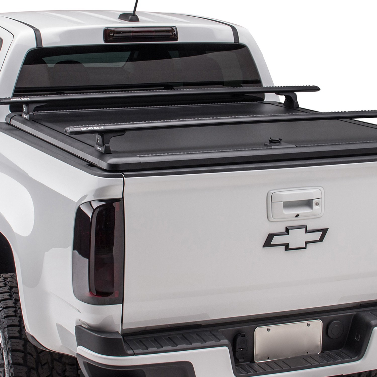 Truck Bed Cover With Kayak Rack For Sale