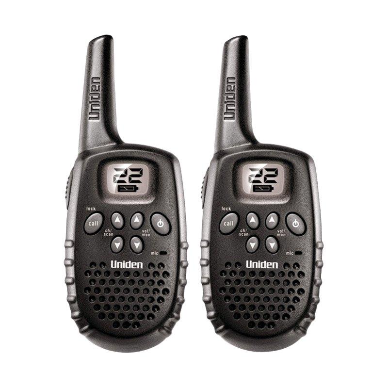 Uniden two way radio reviews