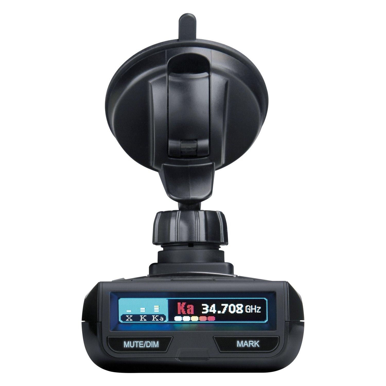 Uniden® - R3 Series X/K/Ka/Laser/POP Mode Radar Detector with Built-in GPS  Filter and Highway/City Modes