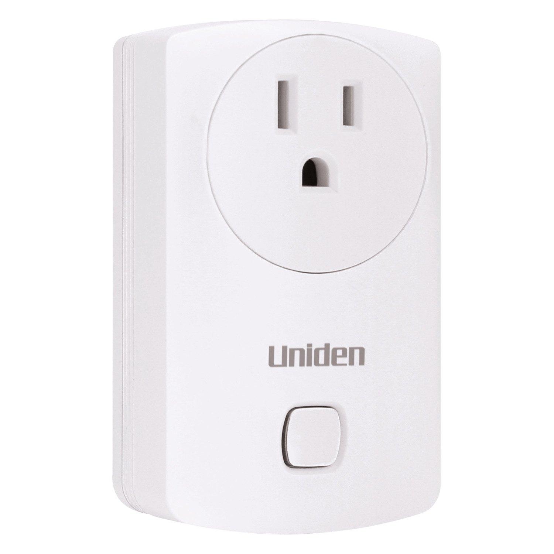 uniden ushc41 smart home security set. Black Bedroom Furniture Sets. Home Design Ideas