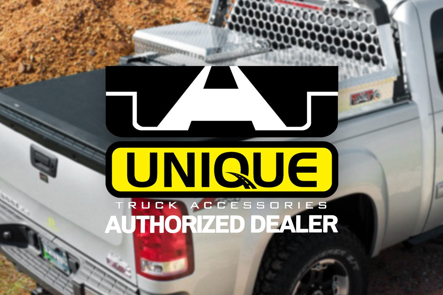 Unique truck accessories authorized dealer