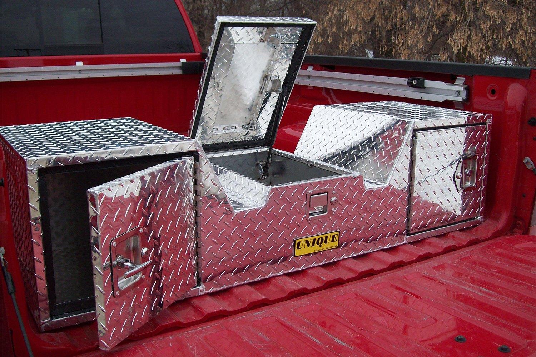 Unique Truck Accessories TB203-57RD 5th Wheel Tool Box ...
