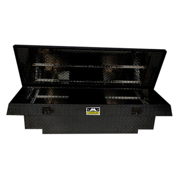 brute wide stair notches single lid crossover tool box 813408022167 ebay. Black Bedroom Furniture Sets. Home Design Ideas