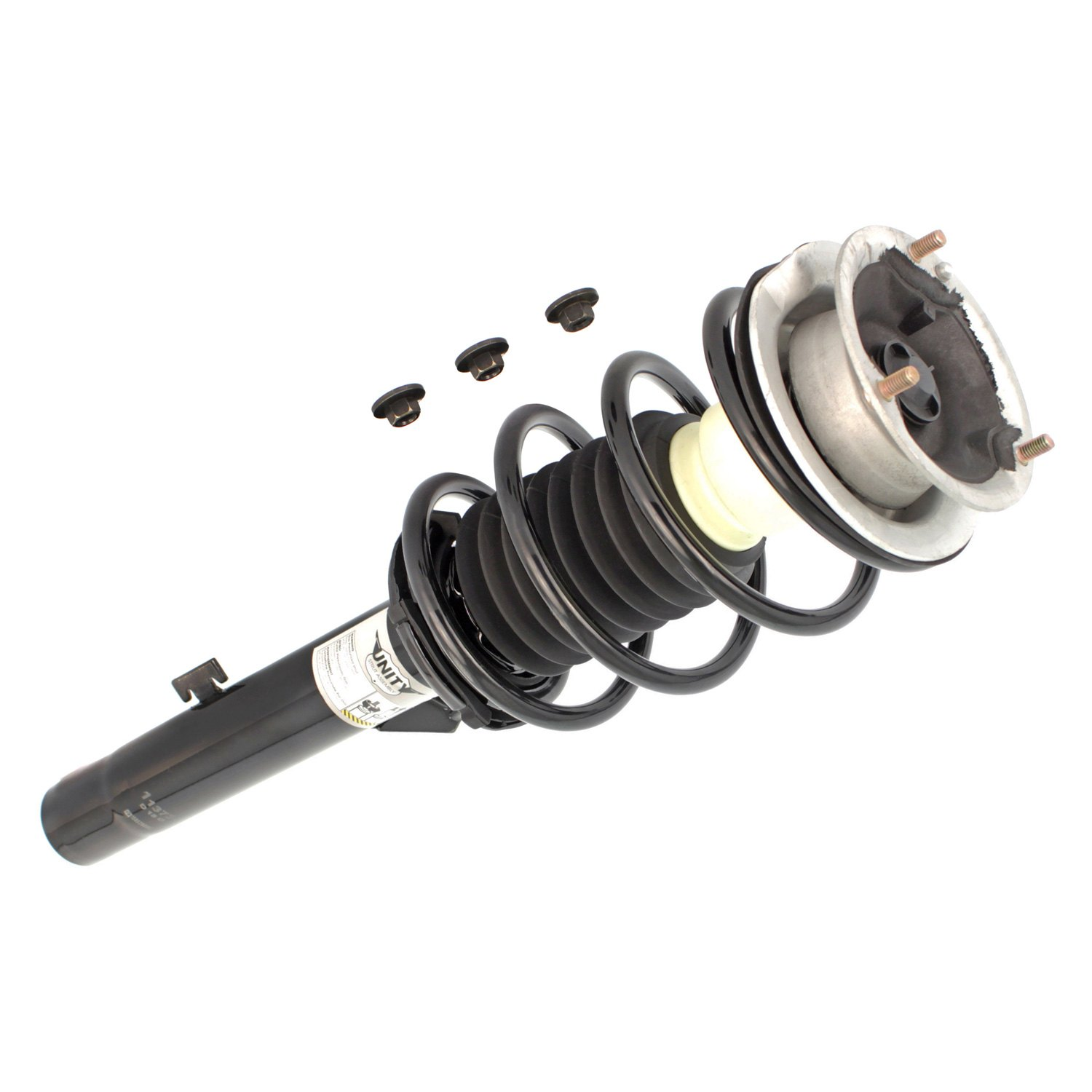 2008 Bmw 3 Series Exterior: BMW 3-Series 2008 Front Complete Strut Assembly