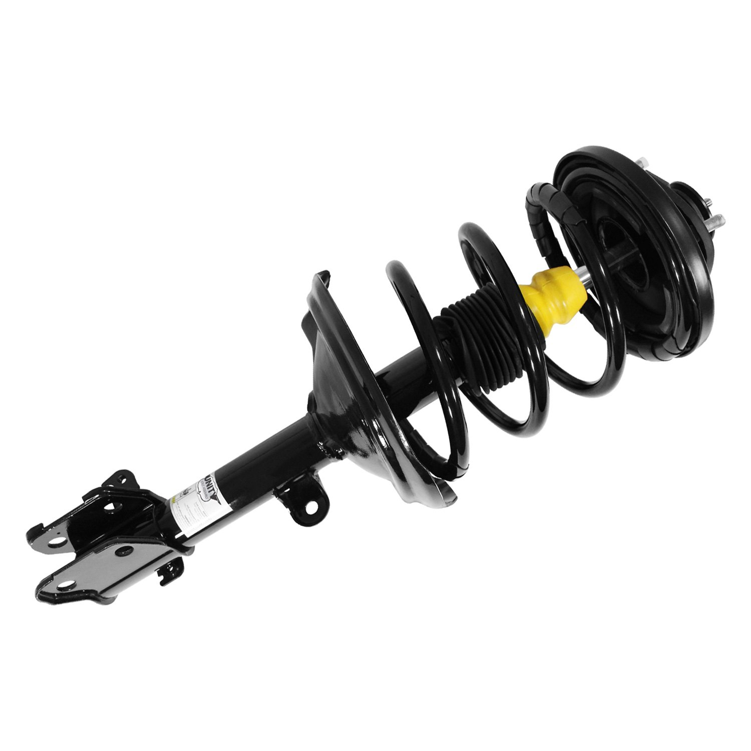 Acura MDX 2004 Front Complete Strut Assembly Kit