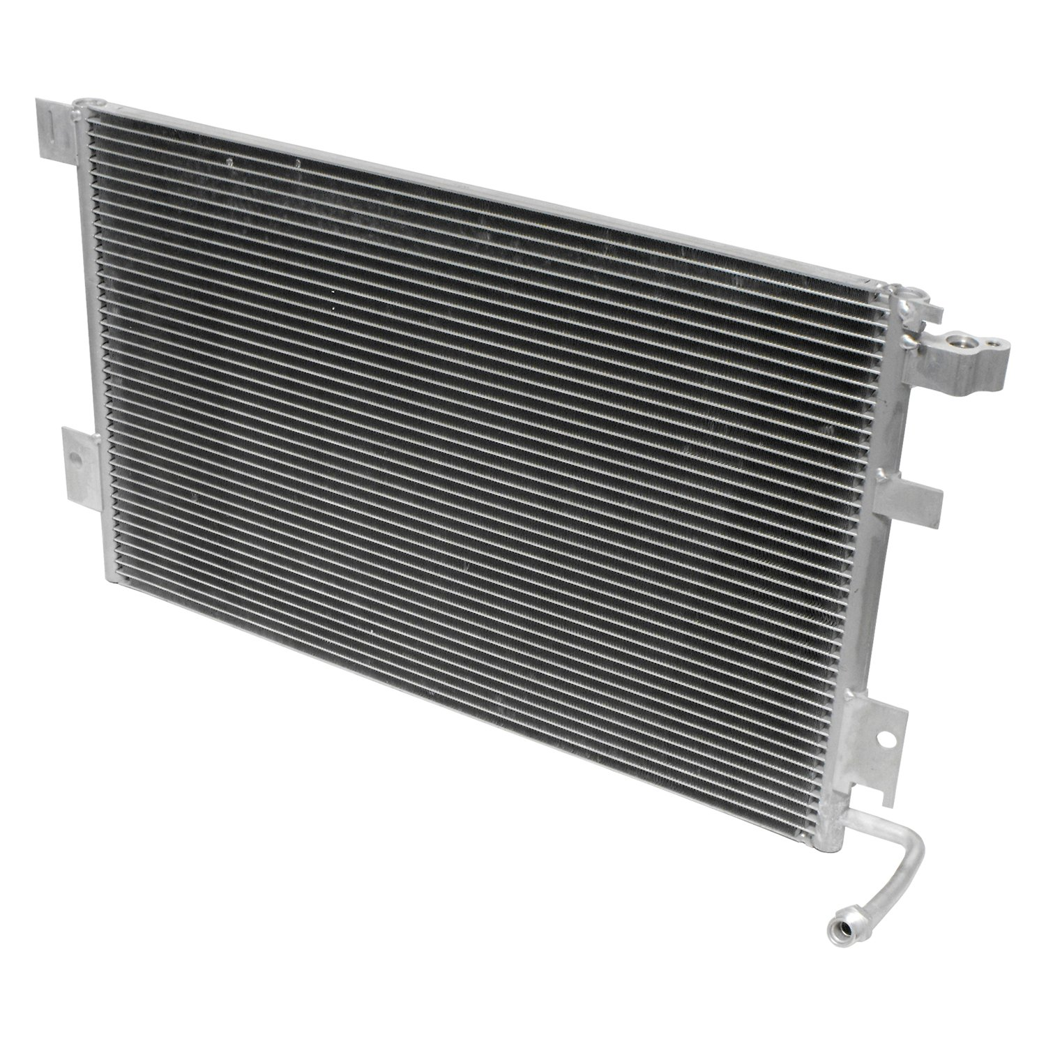 #565450 UAC® Chevy Corvette 2004 A/C Condenser Most Effective 12195 Heating And Air Conditioning Parts pictures with 1500x1500 px on helpvideos.info - Air Conditioners, Air Coolers and more