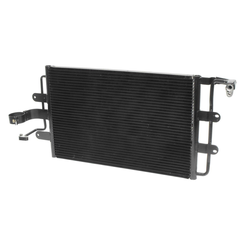 Air Conditioning Parts : Uac volkswagen beetle a c condenser