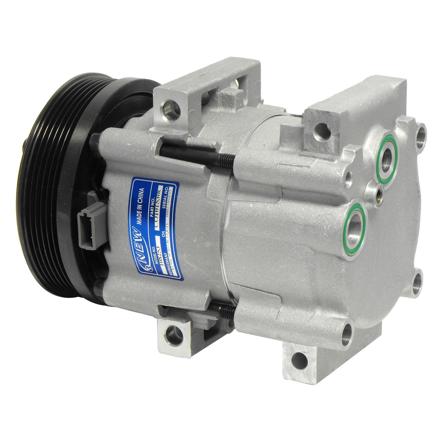 Universal Air Conditioner Co101530c A C Compressor Assembly
