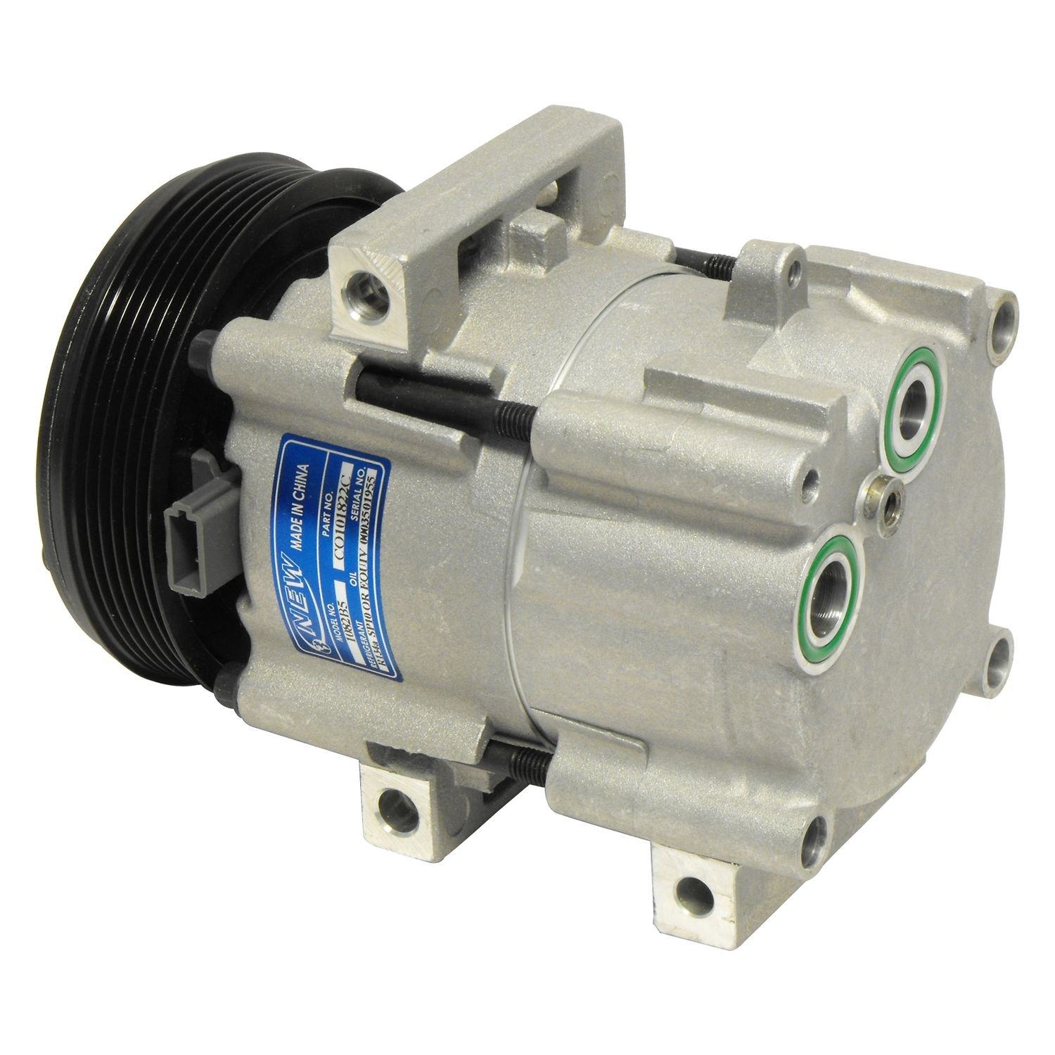 Universal Air Conditioner Co101822c A C Compressor Assembly