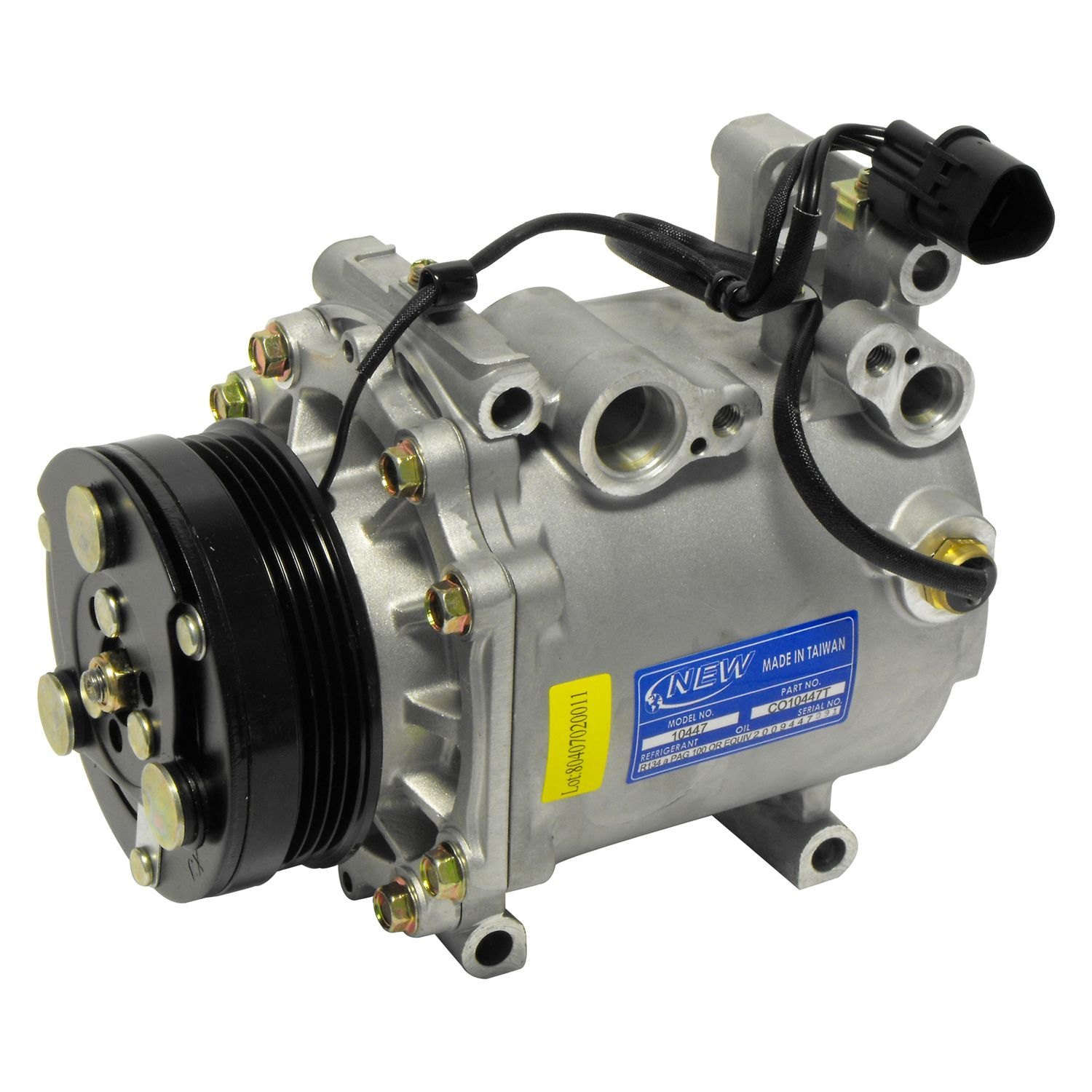 Universal Air Conditioner Co10447t A C Compressor Assembly