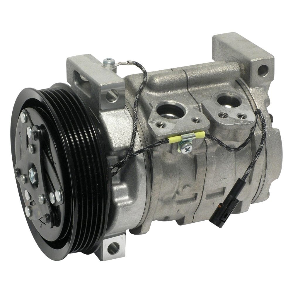 Universal Air Conditioner Co10686c A C Compressor Assembly