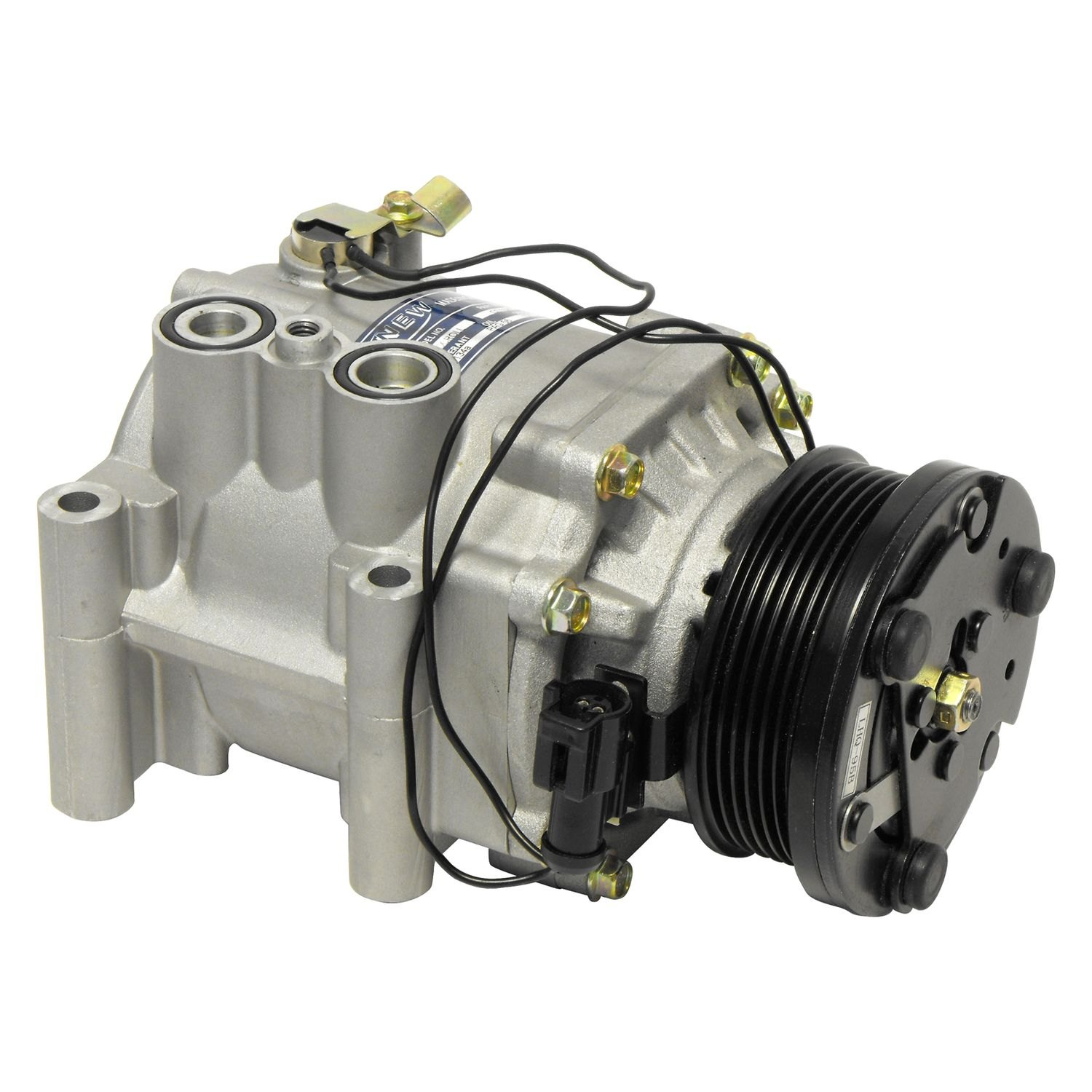 Universal Air Conditioner Co10852ac A C Compressor Assembly