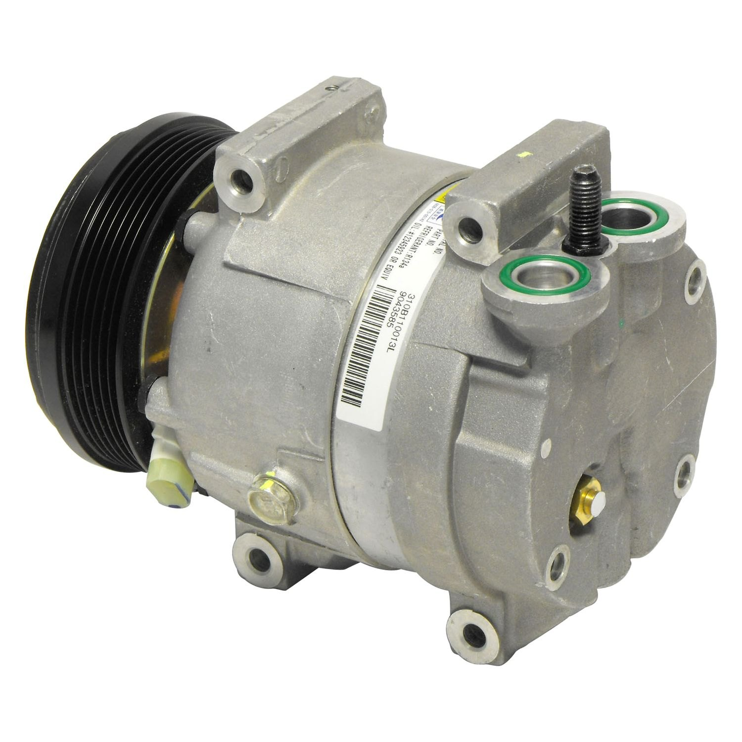 Universal Air Conditioner Co11027c A C Compressor Assembly