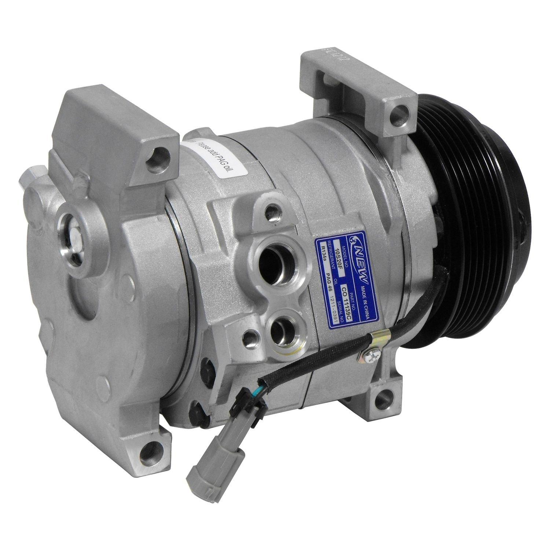Uac 174 Gmc Sierra 2001 A C Compressor