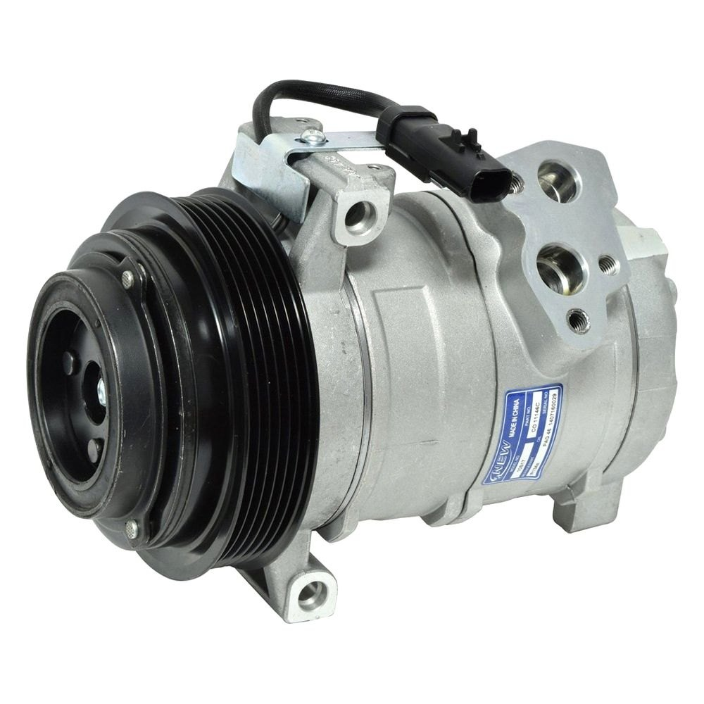 Universal Air Conditioner Co11146c A C Compressor Assembly