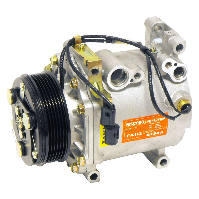 Air Conditioning Parts : Uac mitsubishi eclipse  a c compressor