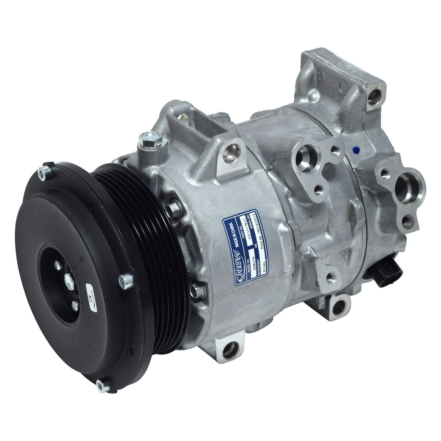 Chevrolet Celebrity AC Compressor Replacement Cost