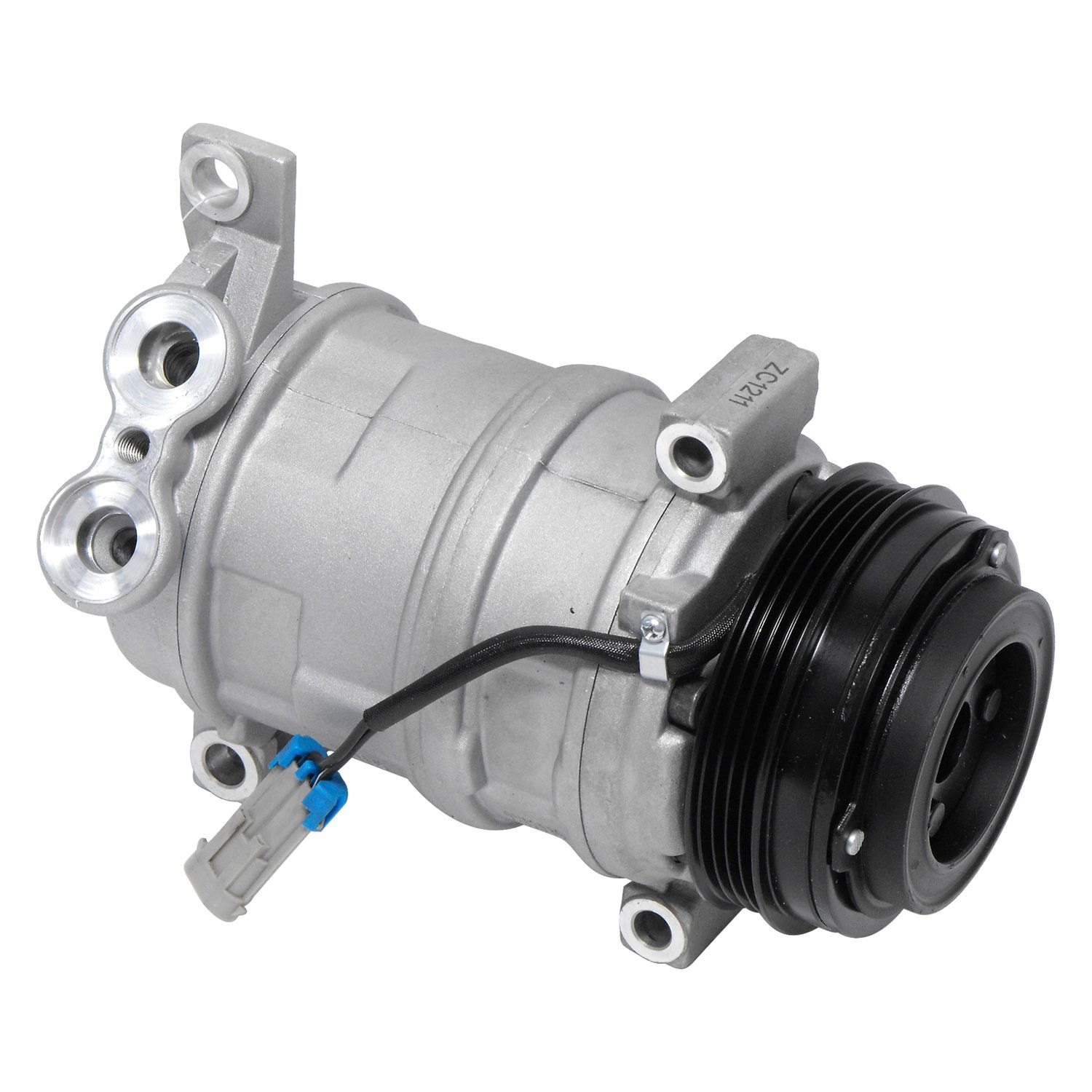 Air Conditioning Parts : Uac chevy avalanche  a c compressor