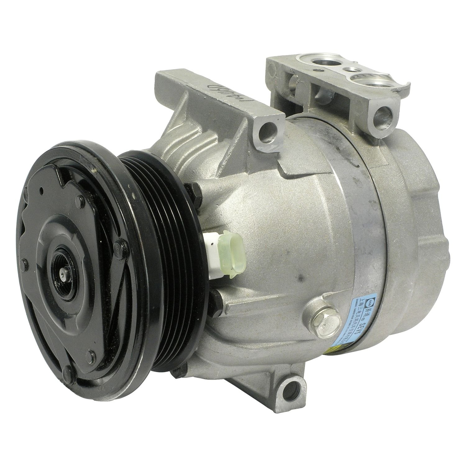 Universal Air Conditioner Co20458c A C Compressor Assembly