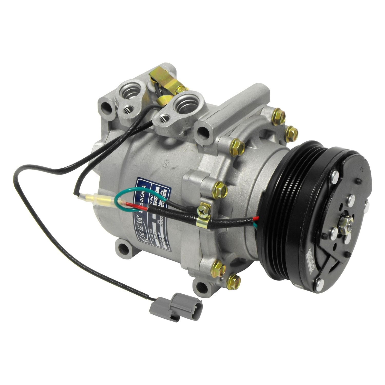 Universal Air Conditioner Co2050ac A C Compressor Assembly