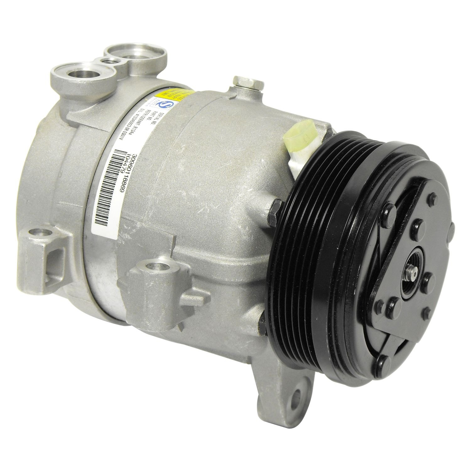 Universal Air Conditioner Co20731c A C Compressor Assembly