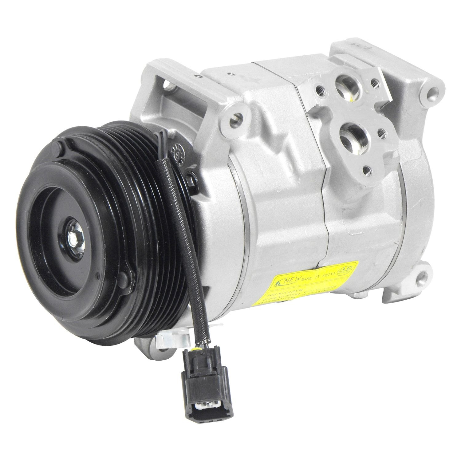 Universal Air Conditioner Co21225c A C Compressor Assembly
