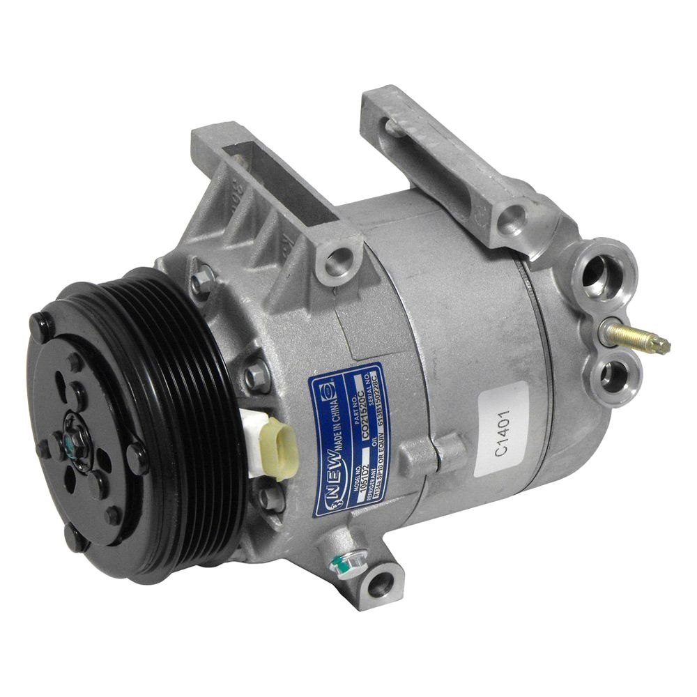 Universal Air Conditioner Co21520c A C Compressor Assembly