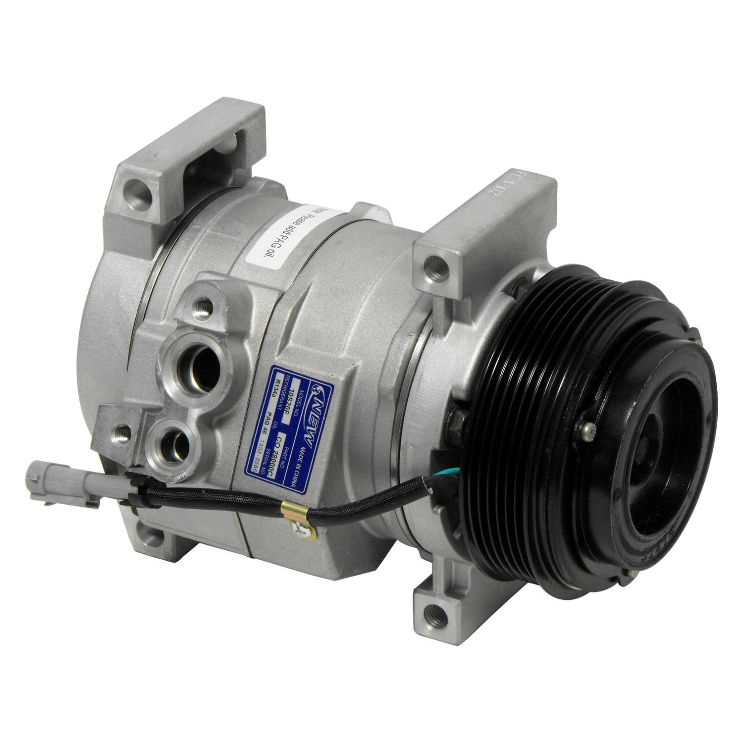 Universal Air Conditioner Co28000c A C Compressor Assembly