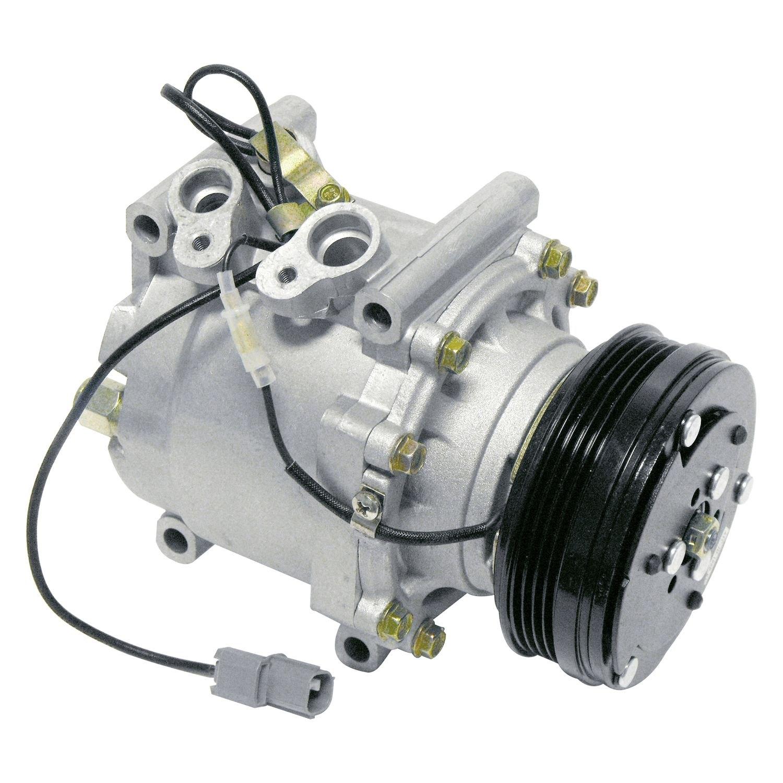 Uac honda civic 1 6l 1999 a c compressor for Honda air compressor motor parts