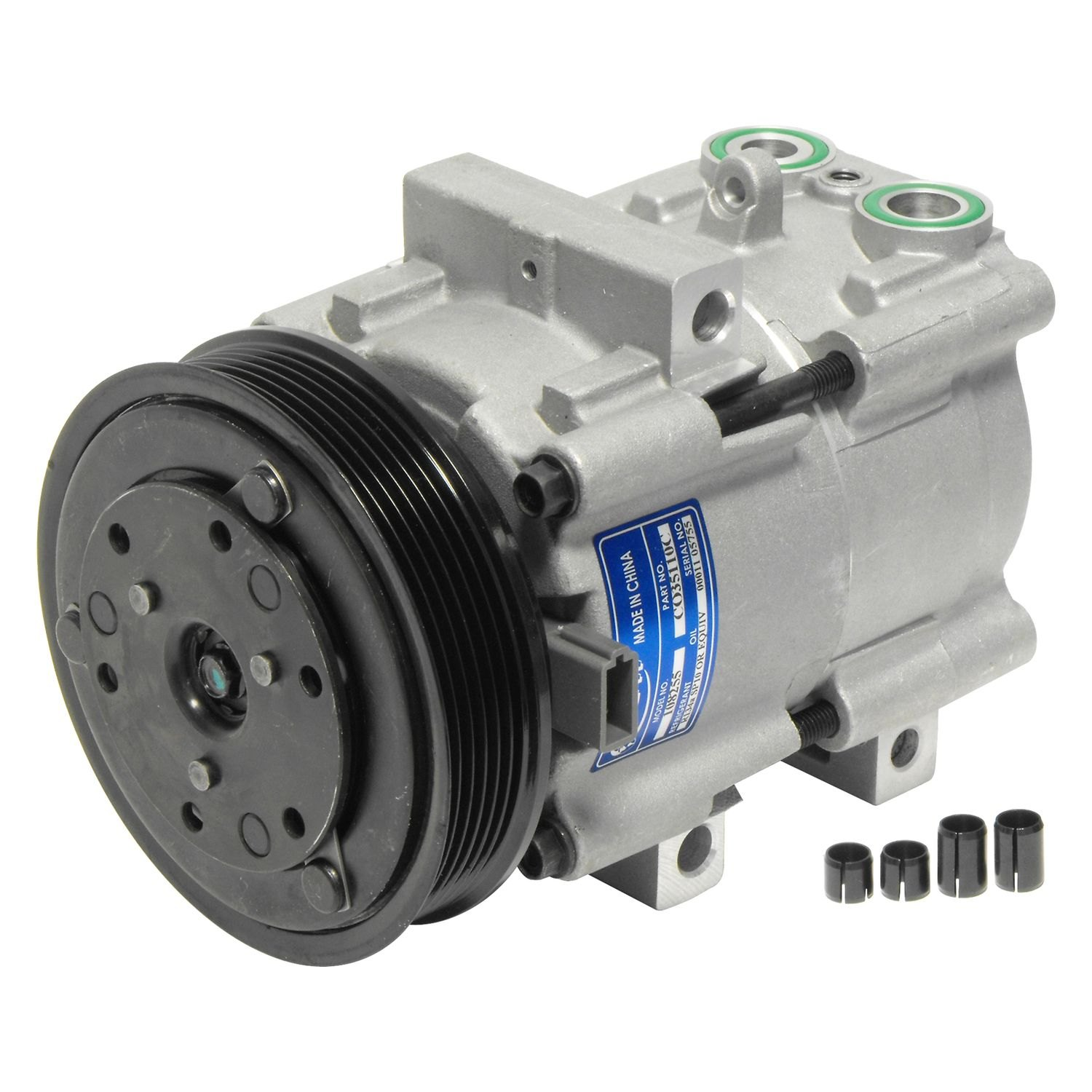 Universal Air Conditioner Co35110c A C Compressor Assembly