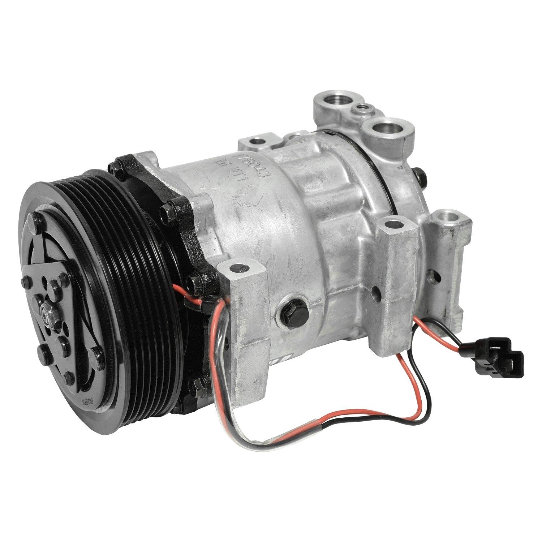 Air Conditioning Parts : Uac dodge ram a c compressor