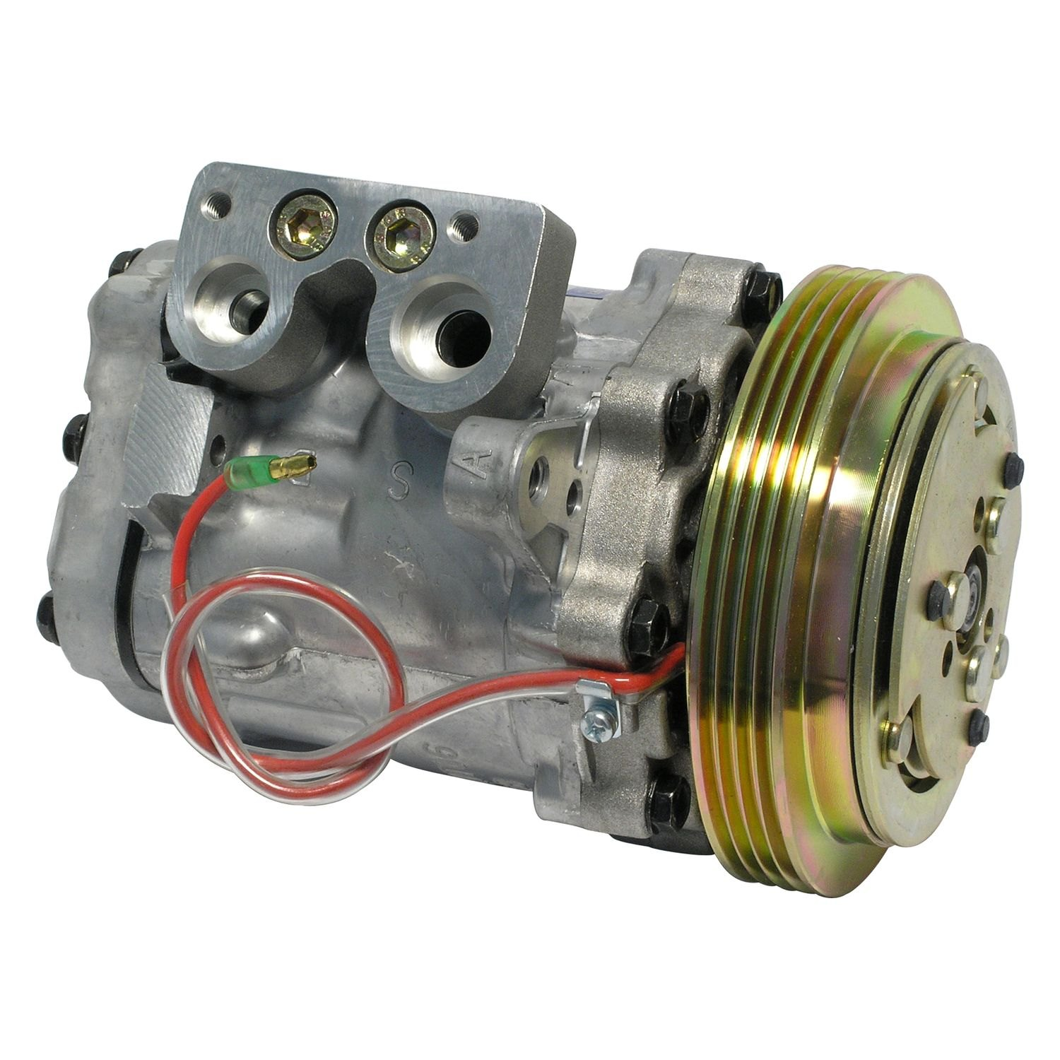 Universal Air Conditioner Co4623c A C Compressor Assembly