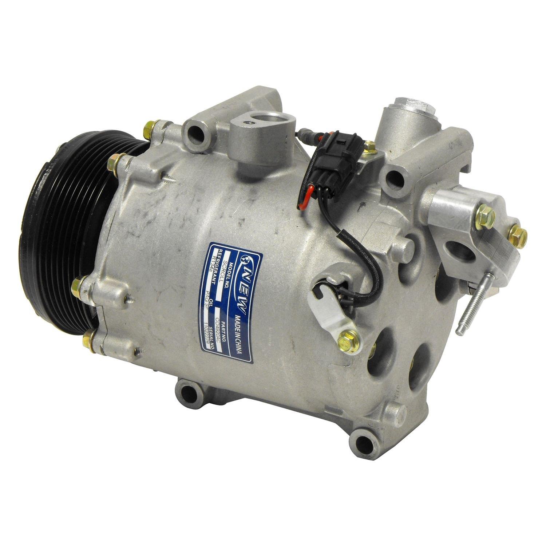 A//C Compressor-Si Eng Code: K20Z3 UAC CO 4919AC GAS DOHC