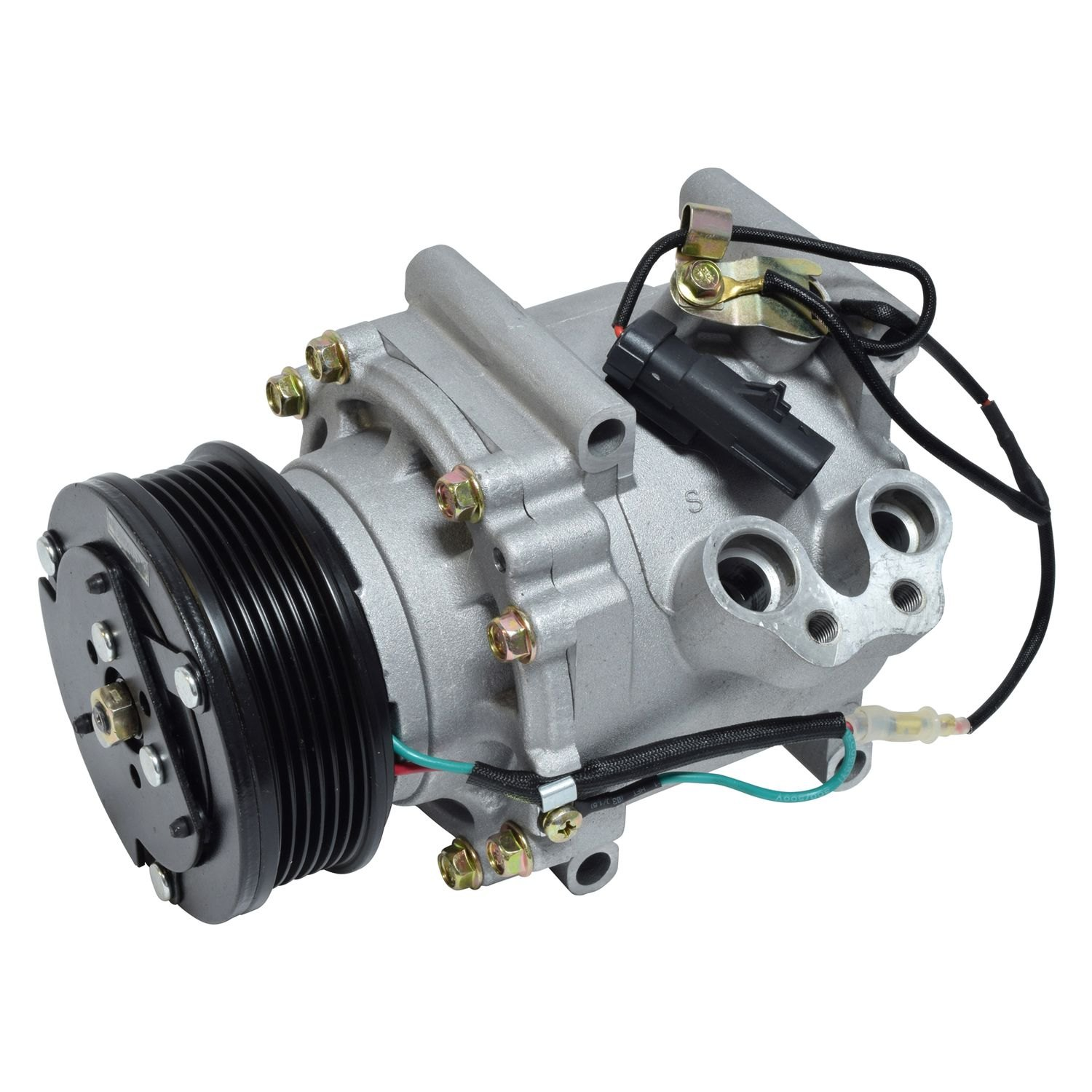 Universal Air Conditioner Co4976ac A C Compressor Assembly