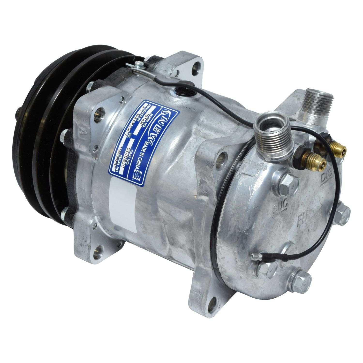 Universal Air Conditioner 174 Co9285c A C Compressor Assembly