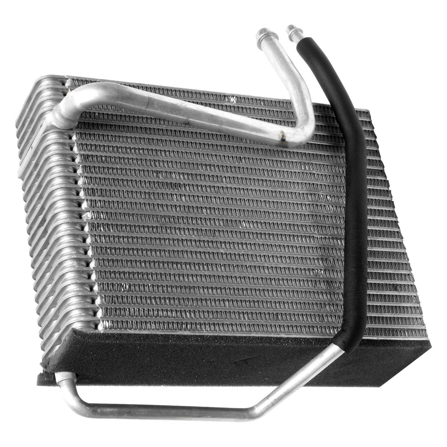 how to clean ac evaporator core