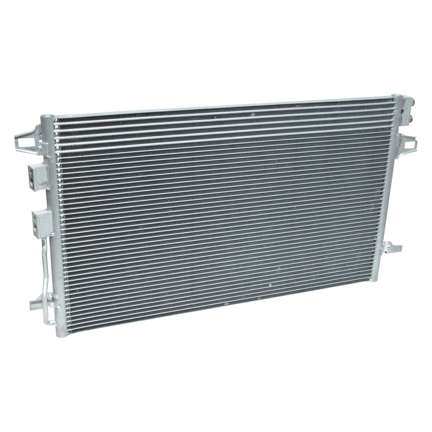 TYC 3320 A//C Condenser Assembly for Dodge Caravan 2005-2007 Models