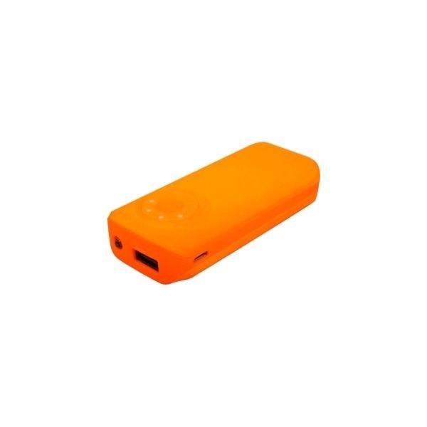 urban factory bat53uf battery power adapter orange usb 2 1 a port and light. Black Bedroom Furniture Sets. Home Design Ideas