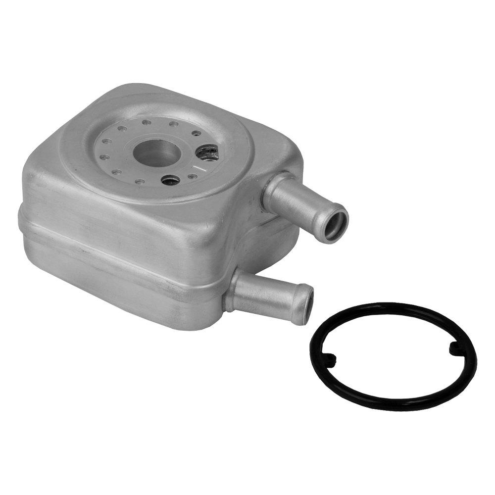 Uro parts volkswagen beetle 1998 engine oil cooler for Motor cooler on wheels