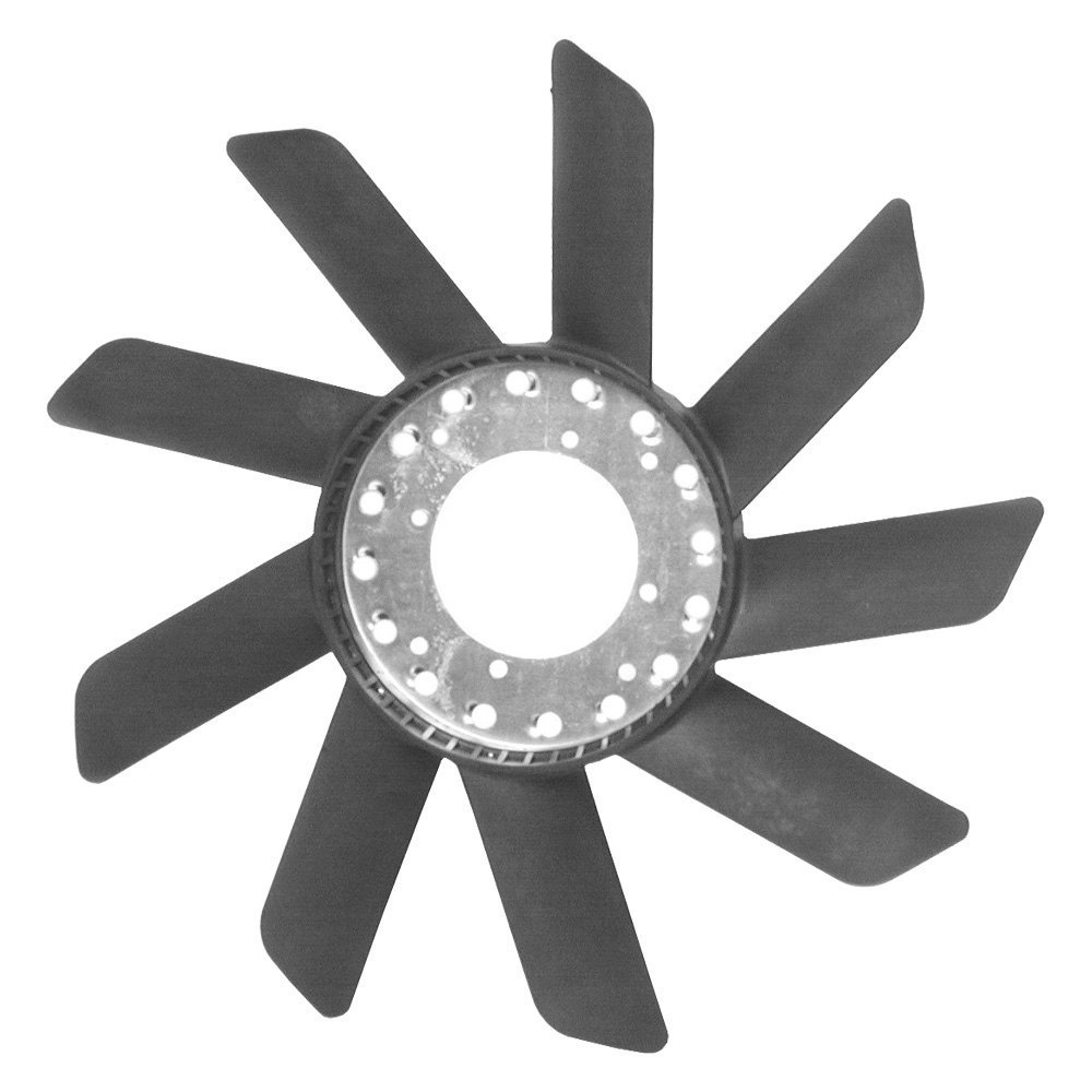 Motor Cooling Blades : Uro parts  mm cooling fan blade