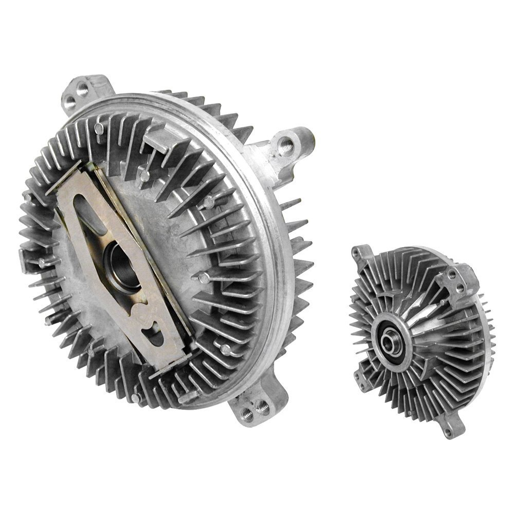 Motor Cooling Blades : Uro parts engine cooling fan clutch